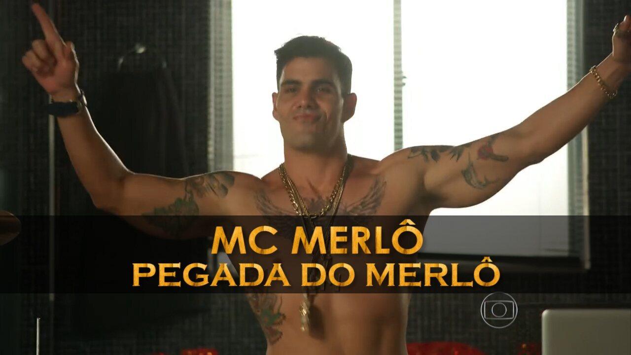 Clipe: 'Pegada do Merlô' - MC Merlô