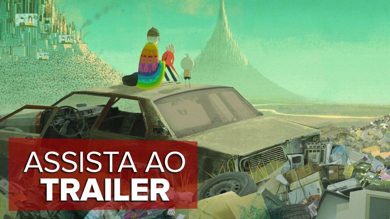 Assista ao trailer de 'O menino e o mundo', animação brasileira indicada ao Oscar