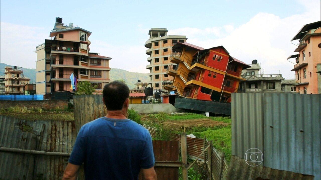 Planeta Extremo 2016 - Episódio 1 - Testemunhas de um terremoto - Planeta Extremo 2016: Episódio 1 - Testemunhas de um terremoto
