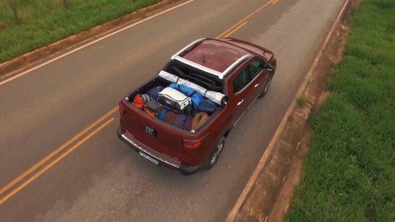 Fiat Toro: veja primeiras impressões