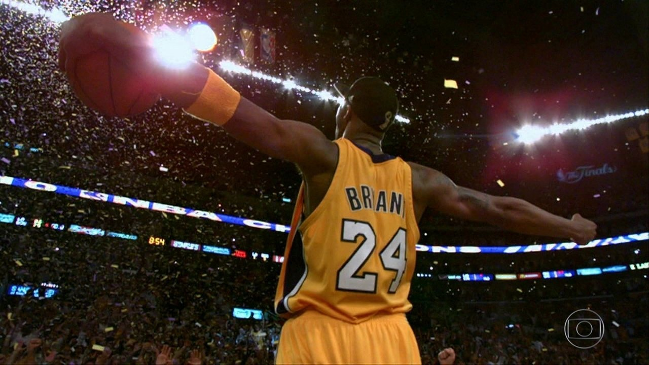 Kobe Bryant se despede das quadras e deixa legado importante para o esporte