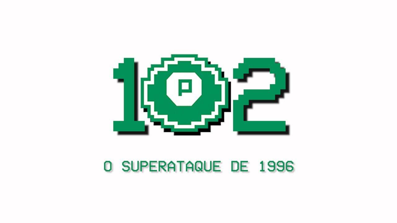 102 - O Superataque do Palmeiras de 1996