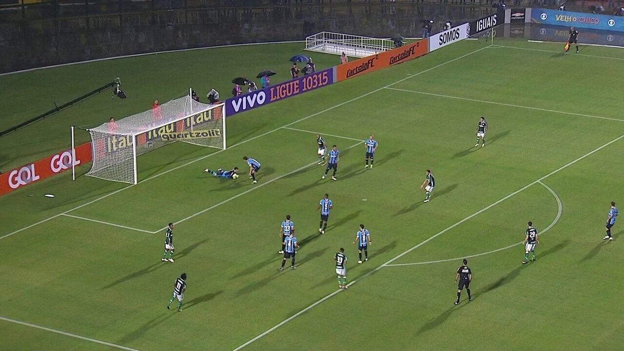 Melhores momentos: Palmeiras 4 x 3 Grêmio pela 5ª rodada do Brasileirão 2016