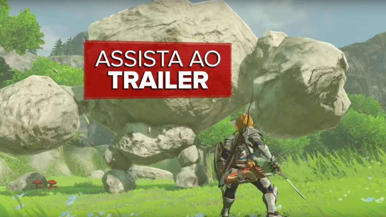 Trailer de 'The Legend of Zelda: Breath of the Wild'