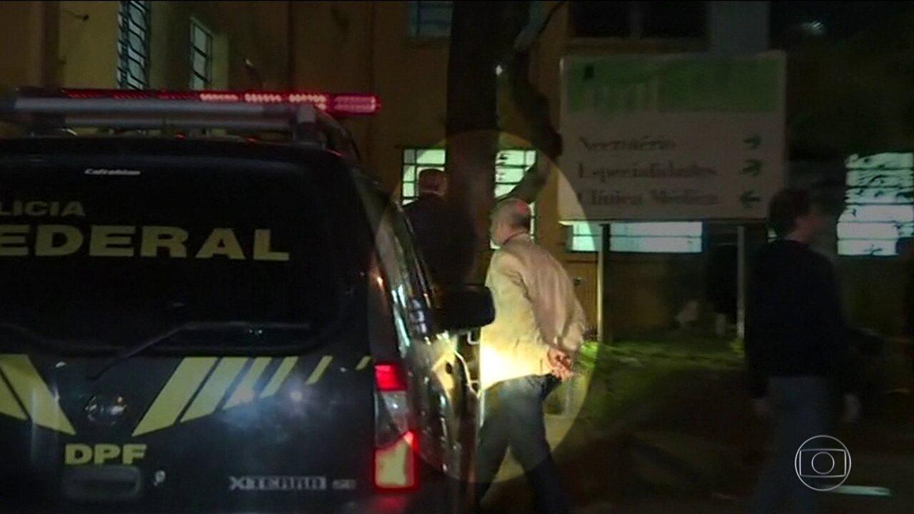 Ex-ministro do Planejamento é preso em operação da Polícia Federal