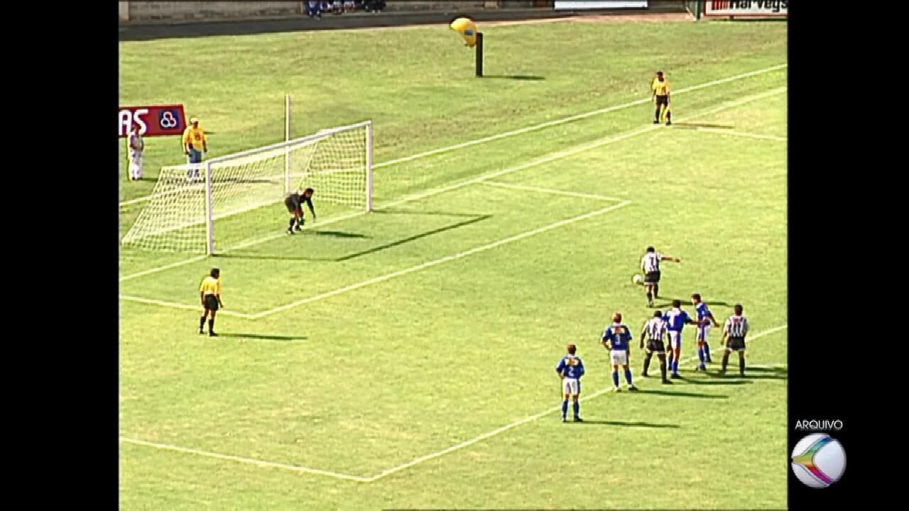 Relembre a goleada histórica do Tupi-MG por 8 a 1 no Avaí
