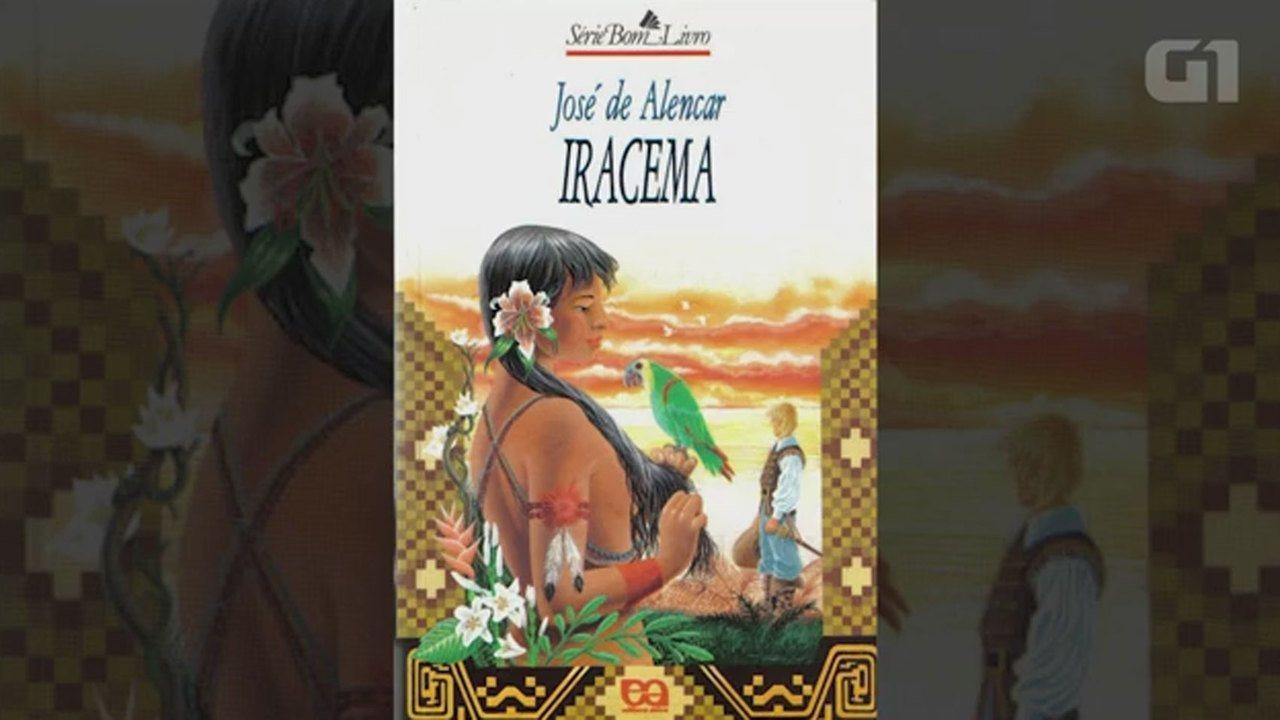 Livros da Fuvest: veja videoaula sobre Iracema, de José de Alencar