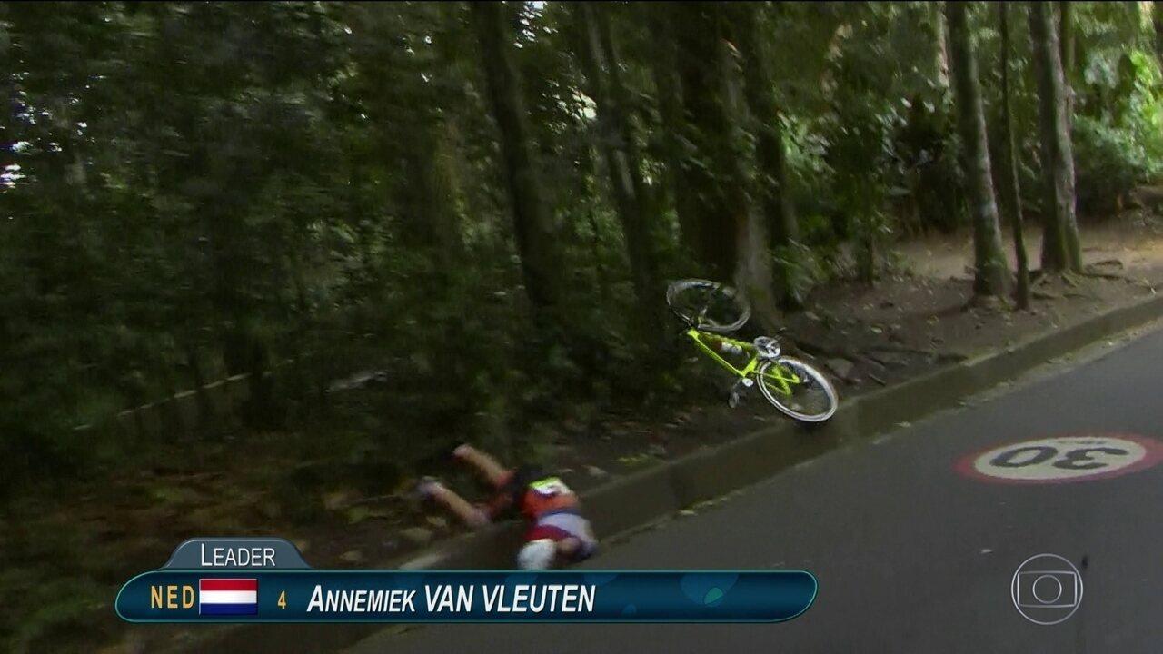 Reveja o acidente da holandesa no Rio de Janeiro