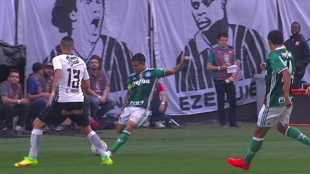 Melhores momentos: Corinthians 0 x 2 Palmeiras pela 26ª rodada do Brasileirão
