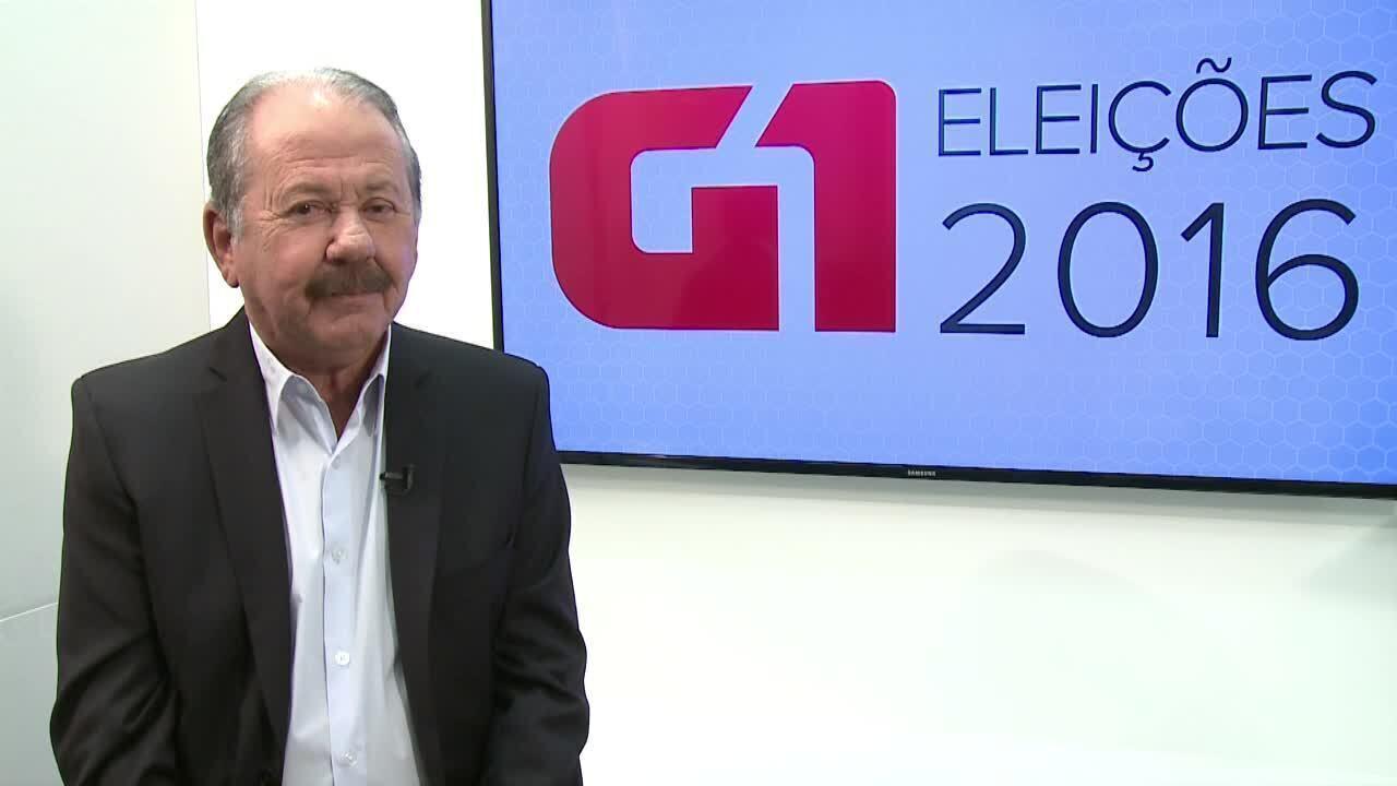 G1 entrevista Celso Giglio, candidato à Prefeitura de Osasco