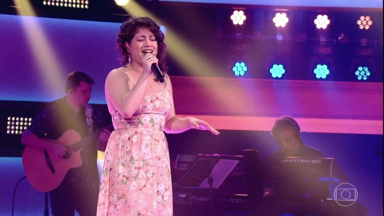 Aretha Lima canta 'Influência do Jazz'