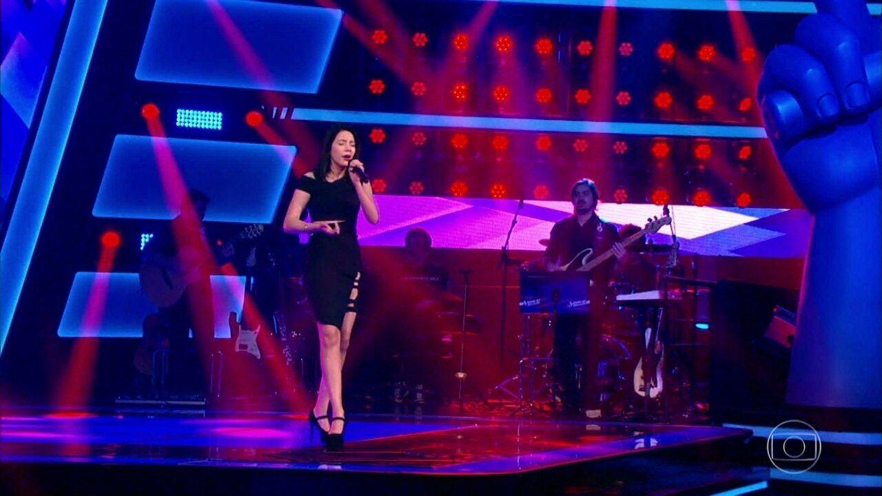 Cristyéllem Camargo canta 'Tango Para Teresa'