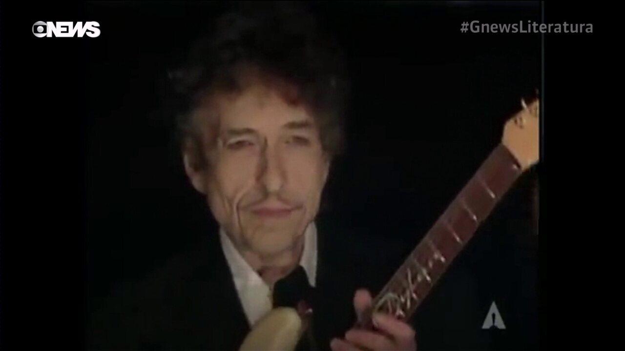 Bob Dylan ganha Prêmio Nobel de Literatura 2016