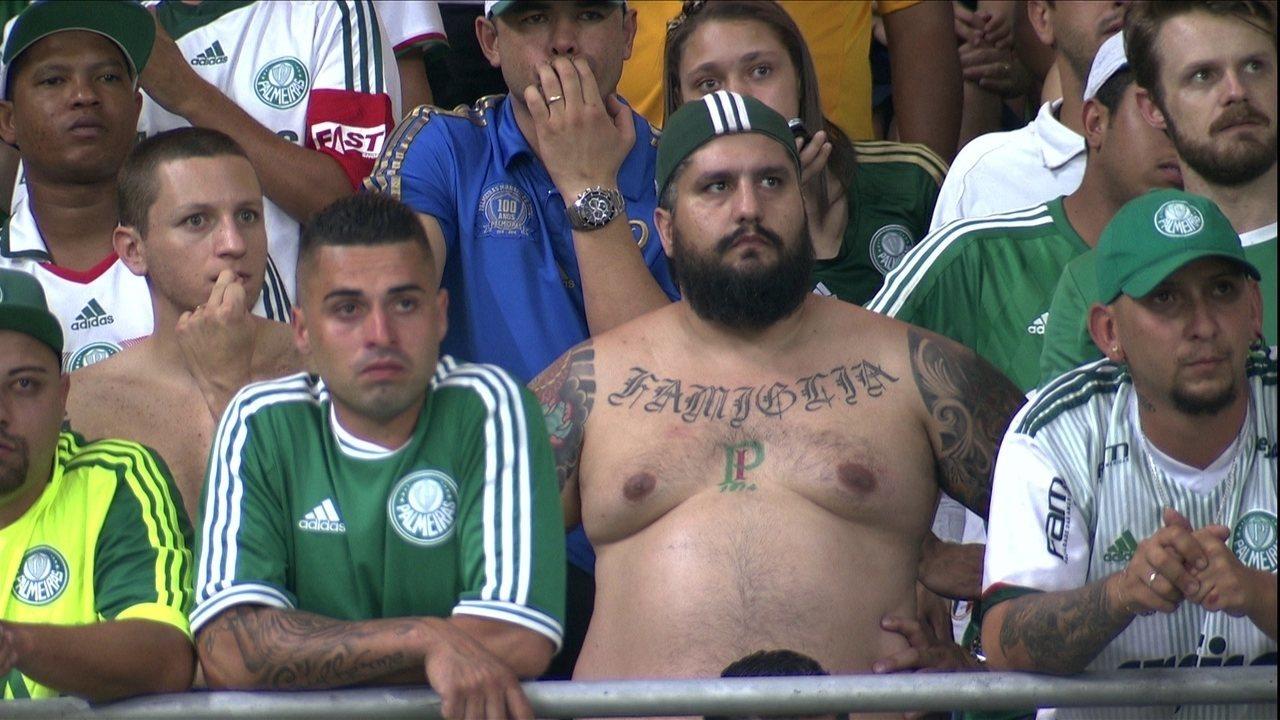 Time misto do Palmeiras não passa pelo Grêmio e dá adeus à Copa do Brasil