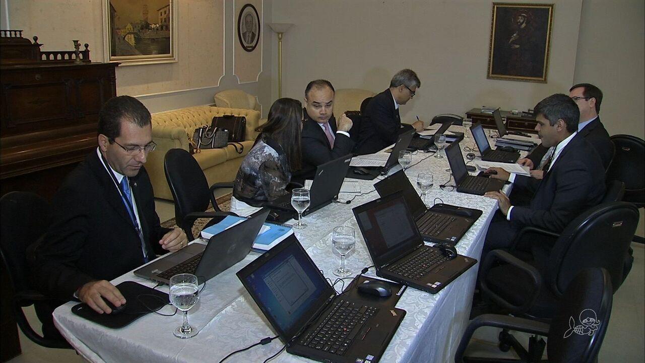 Membros do CNJ apuram denúncias de venda de liminares no TJCE