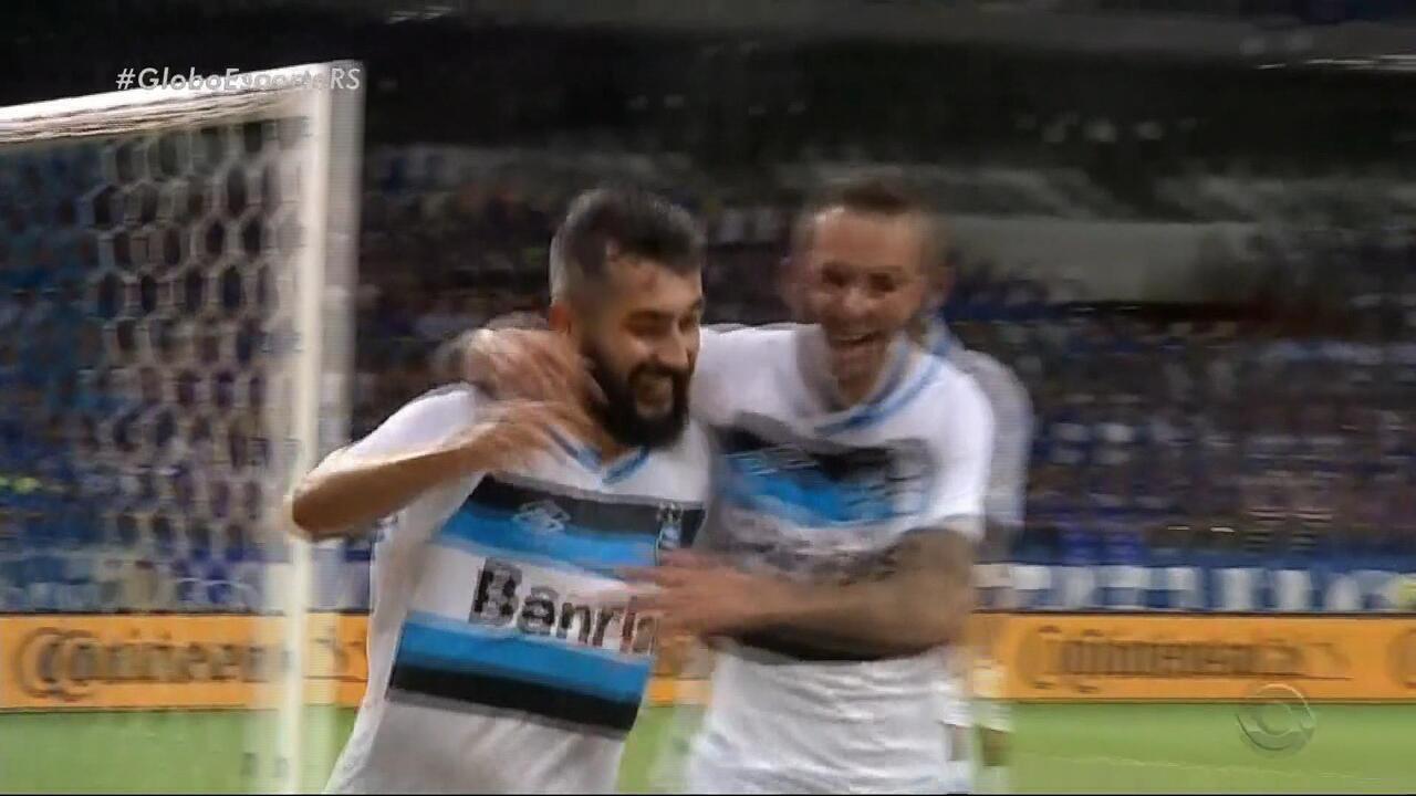 3fac4e2090 Respeita nossa história! Números fazem Grêmio e Cruzeiro os