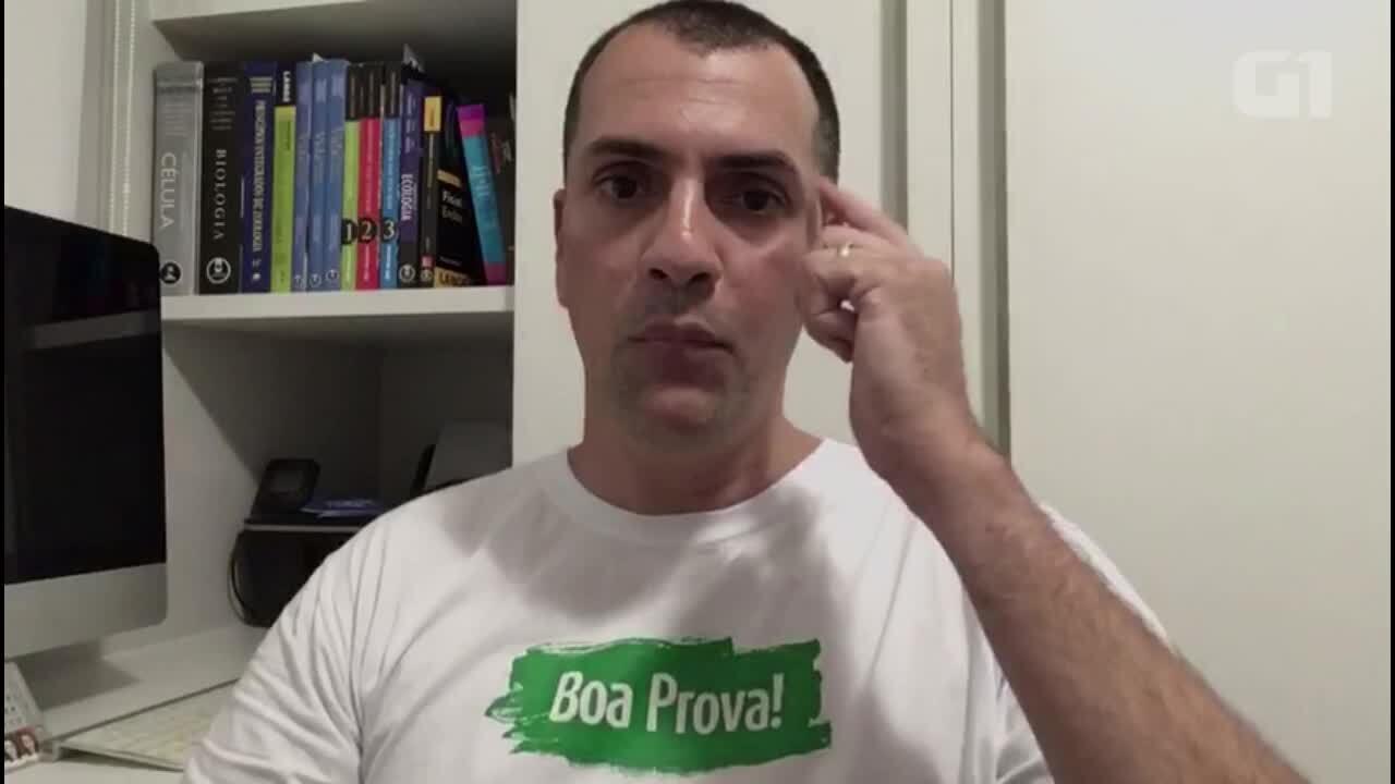 Biologia no Enem: professores comentam 1º dia de provas de 2016
