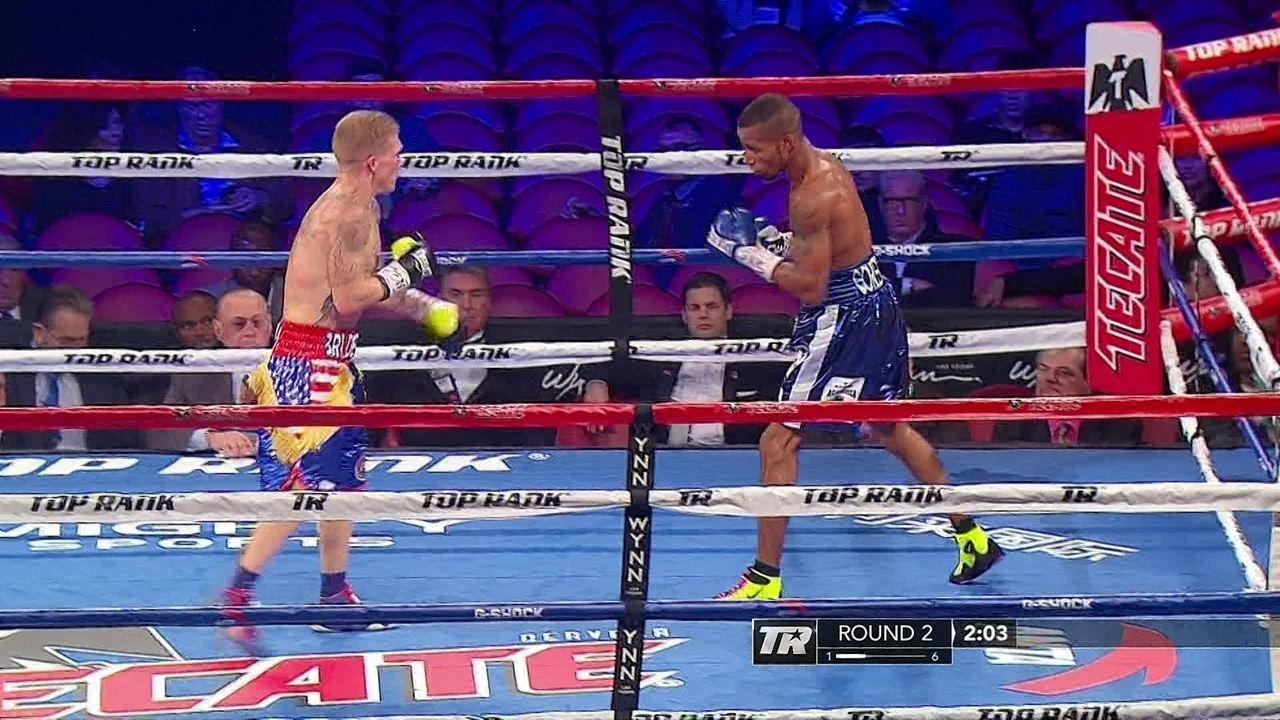 Melhores momentos da luta entre Robson Conceição x Clay Burns no Boxe Internacional