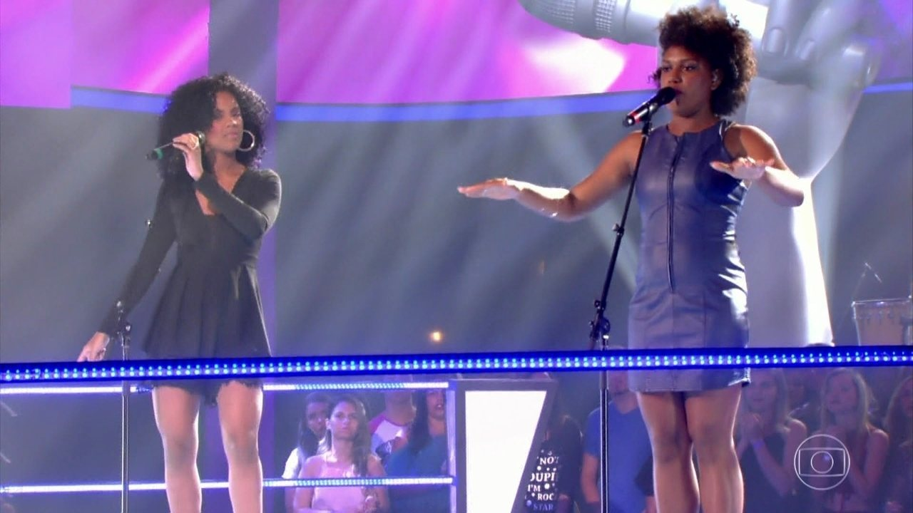 Kassia Marvila e Mylena Jardim cantam 'Killing Me Softly'