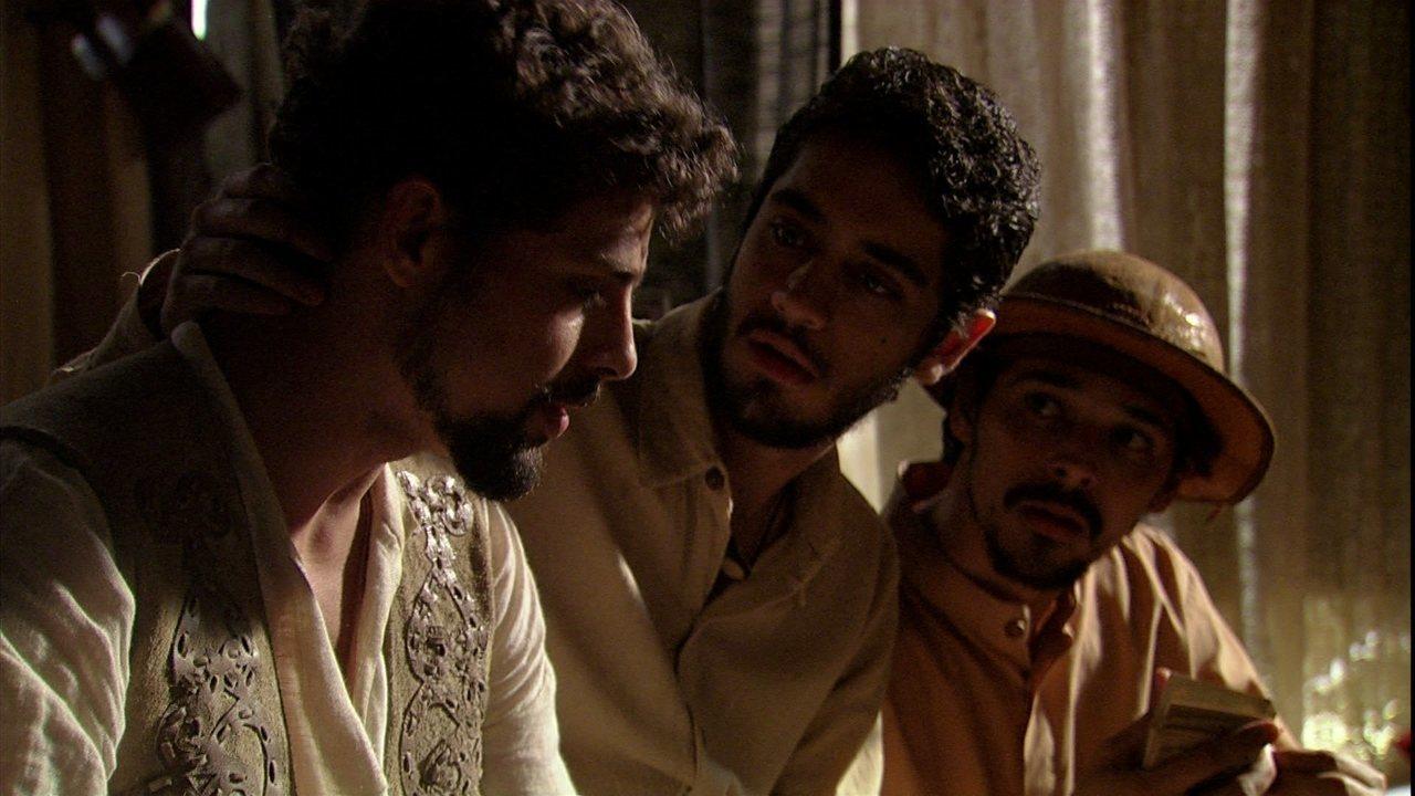 Capítulo de 03/08/2011 - Jesuíno descobre que o tesouro de Rei Augusto foi roubado