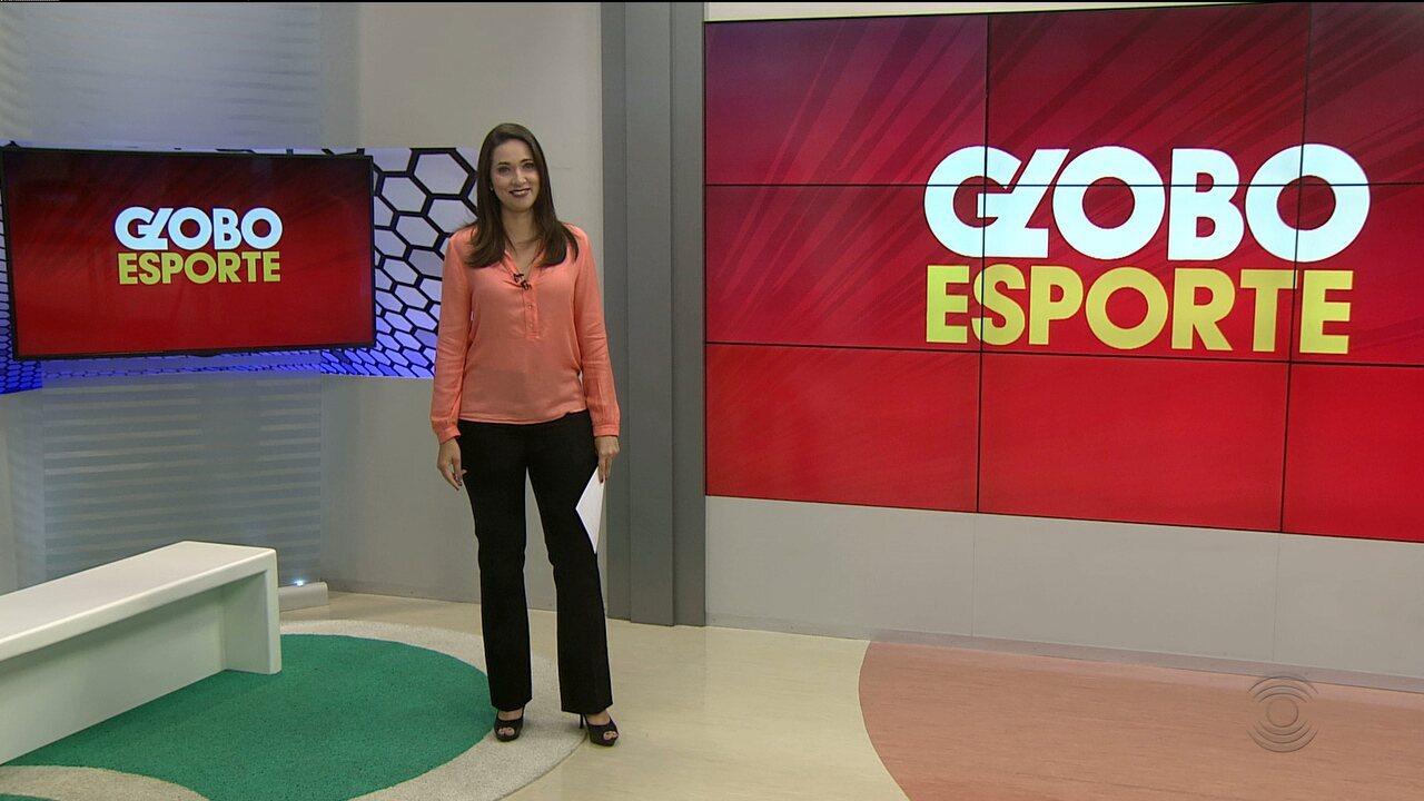 Confira A Edição De Hoje Do Globo Esporte