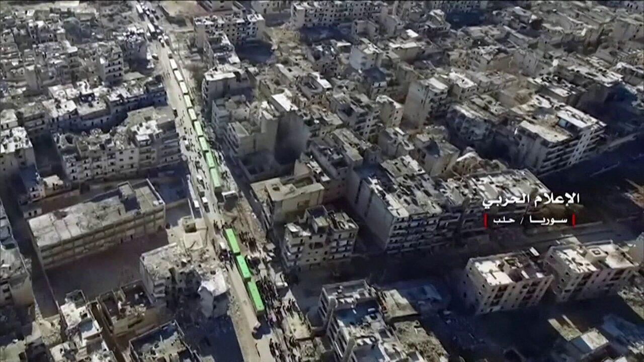 O drama de Aleppo e o futuro da Síria, após a retomada da cidade