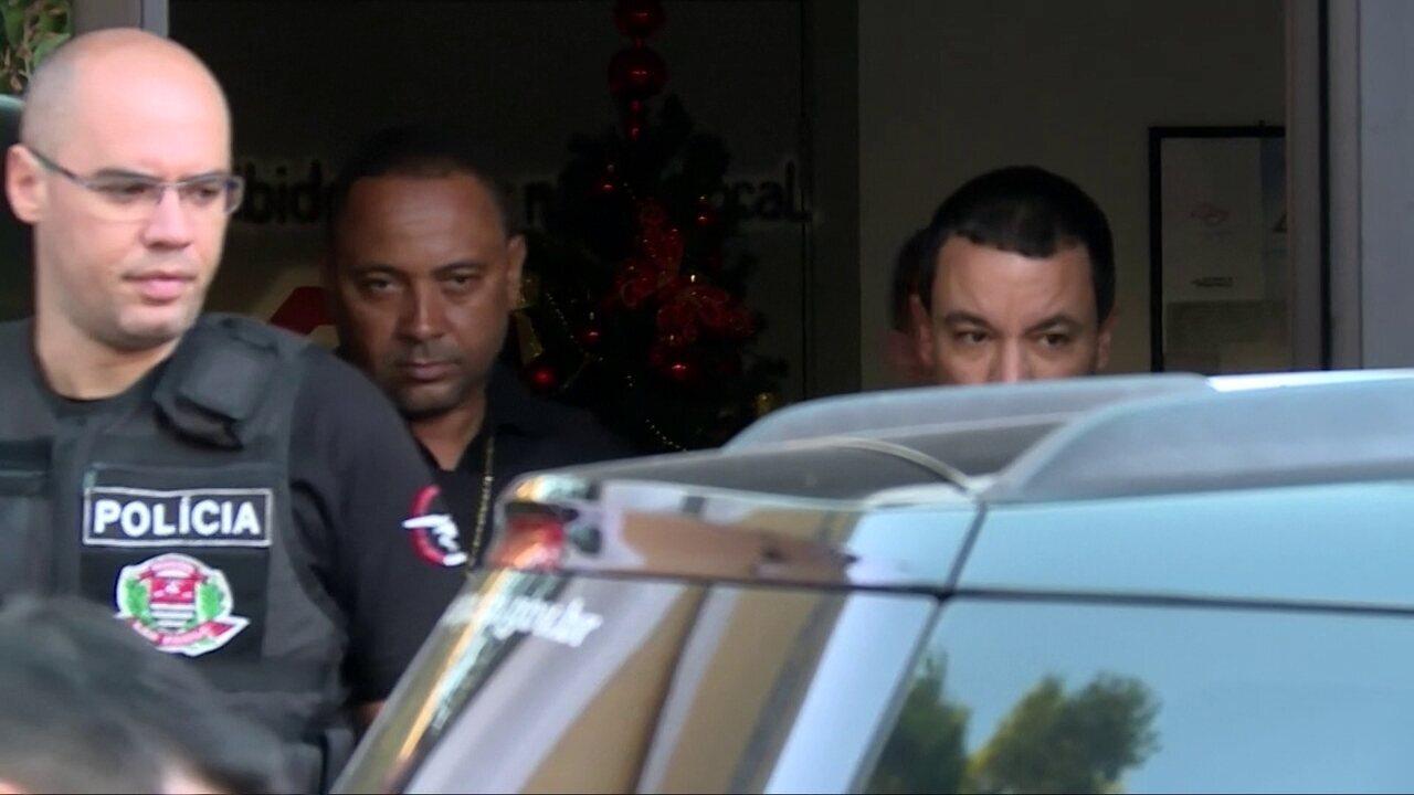 Rogério Lins é transferido para a penitenciária de Tremembé