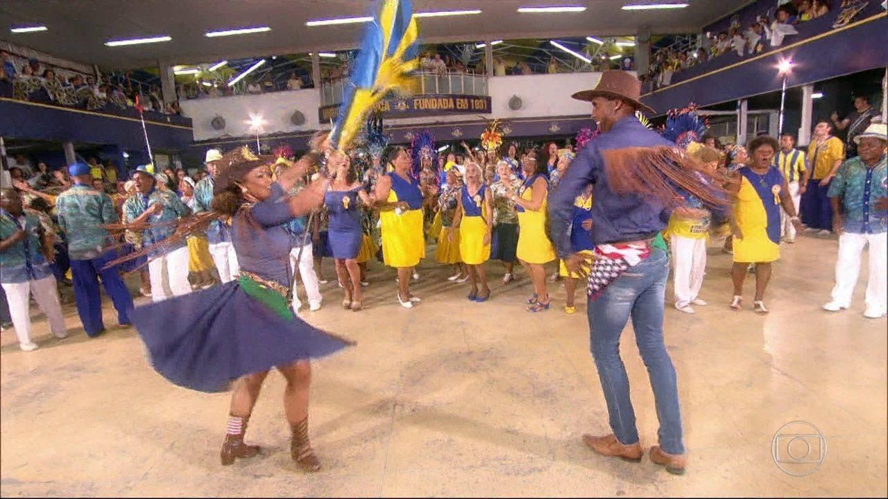Unidos da Tijuca leva para a Sapucaí a história da música norte-americana