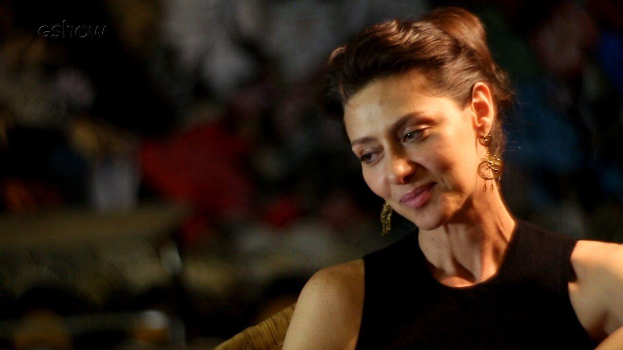 Maria Fernanda Cândido revela inspiração em colega para viver personagem em 'Dois Irmãos'