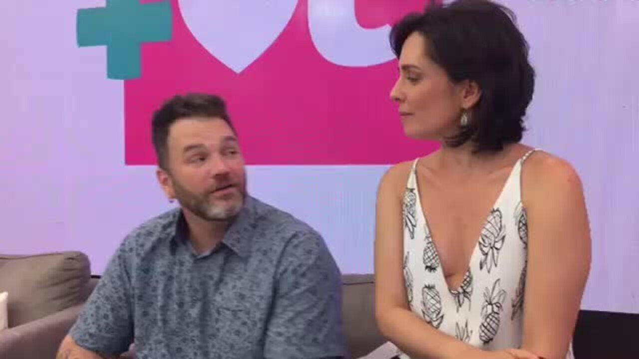 Nadia Bochi e Jimmy respondem perguntas dos internautas