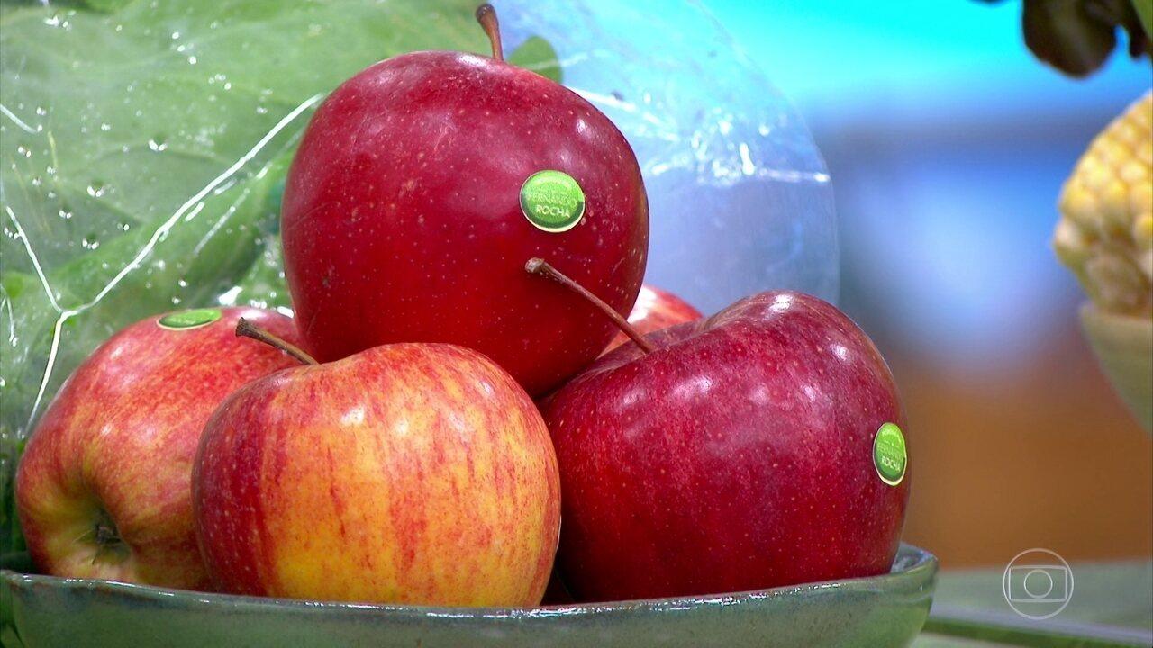 Selo do produtor é uma das garantias de boa procedência do alimento