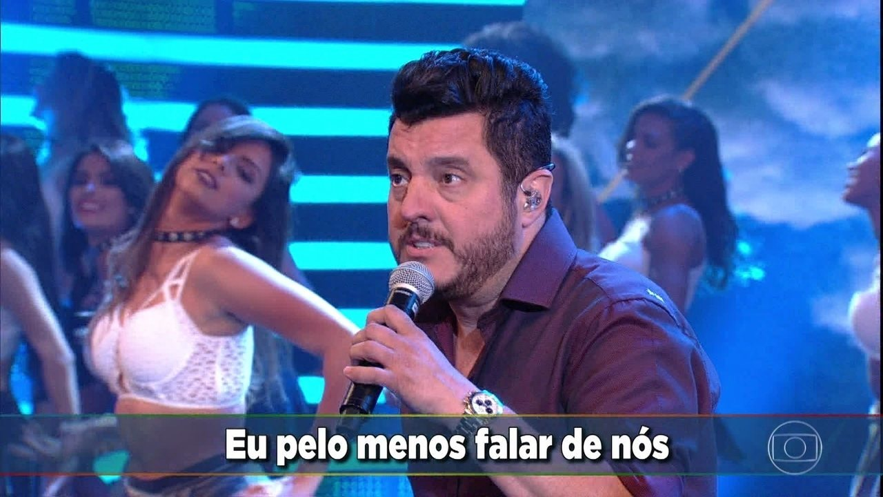 Bruno e Marrone e Chitãozinho e Xororó cantam o sucesso