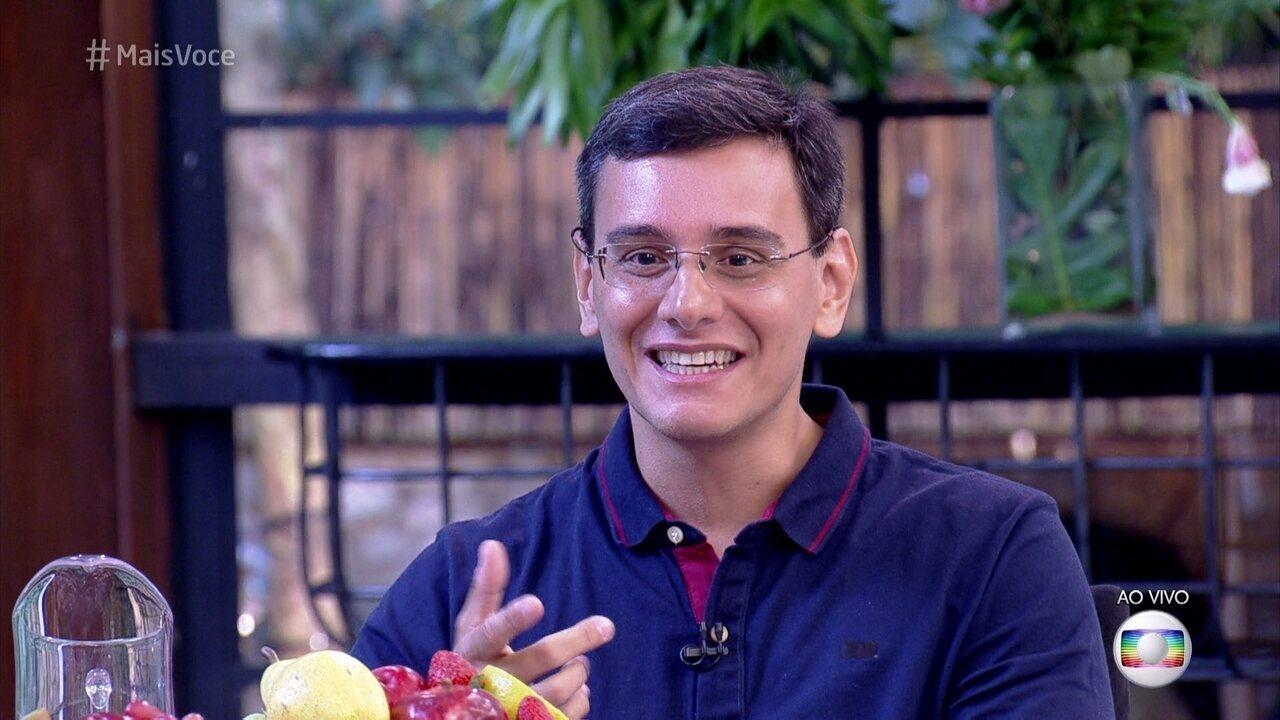 Pedro Siqueira fala sobre anjos da guarda, intuição e pressentimento