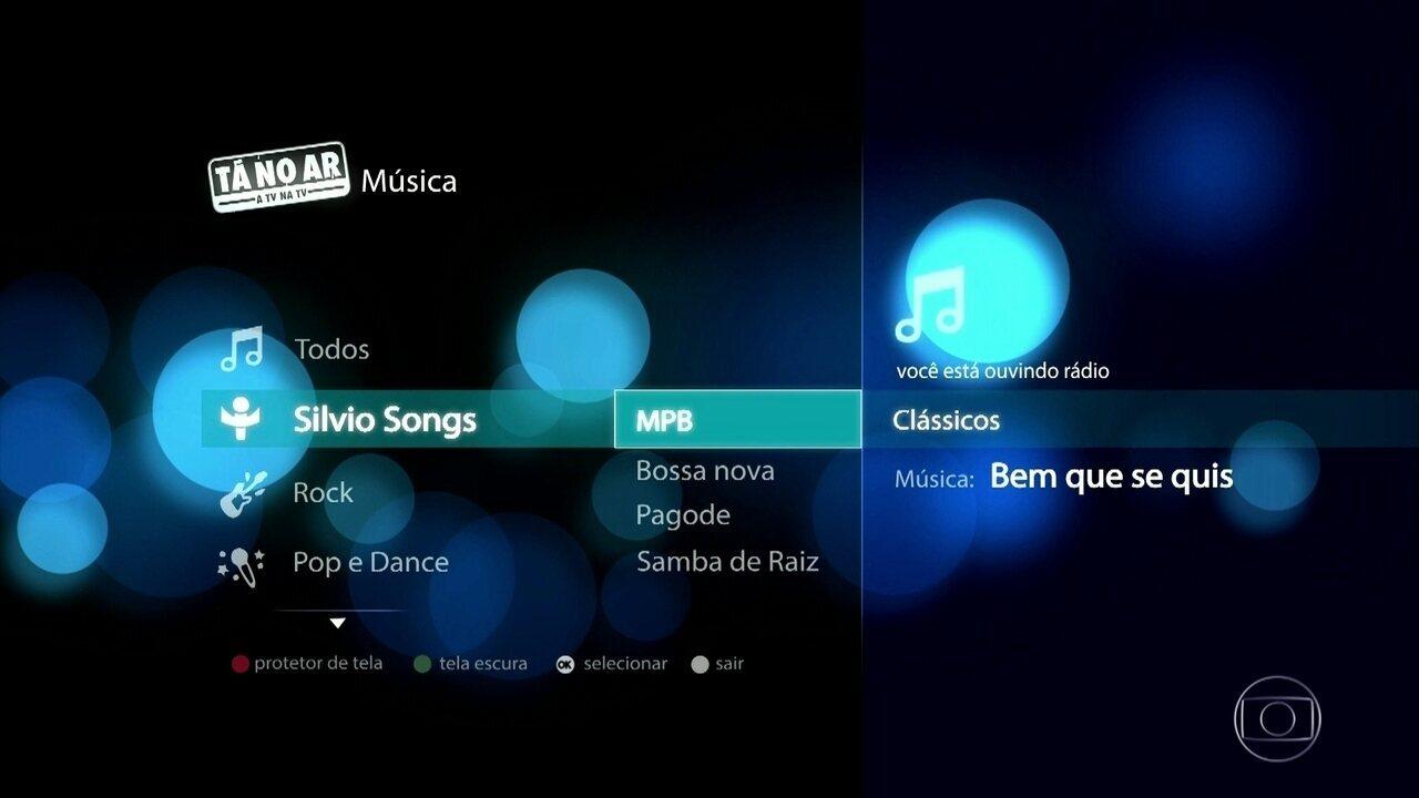 SILVIO SONGS: BEM QUE SE QUIS
