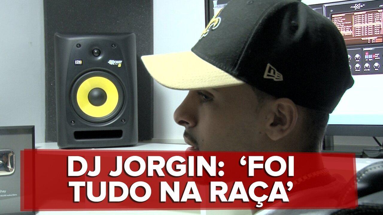 Conheça o DJ Jorgin