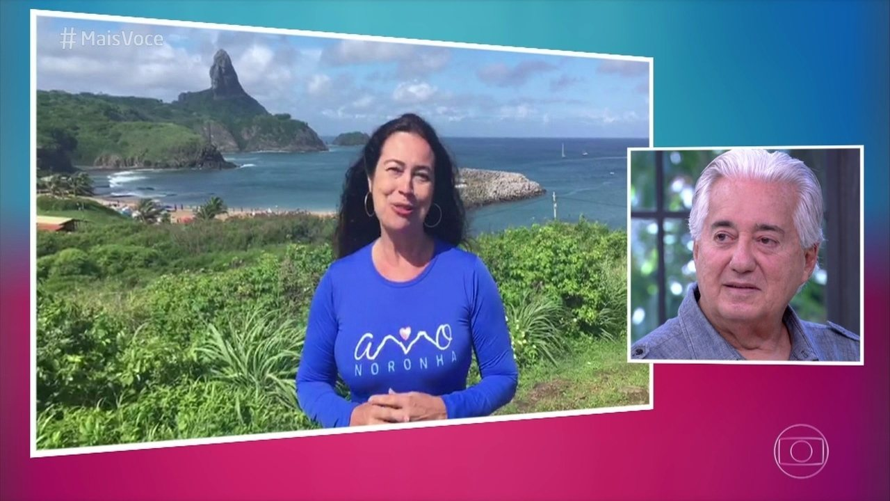 A jornalista e esposa Beatriz Castro diz que Chico é extremamente corajoso