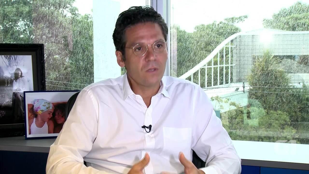 Entrevista David Laloum, presidente da Y&R