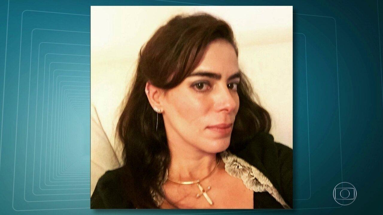 Polícia investiga morte da cantora e socialite Heloísa Faissol