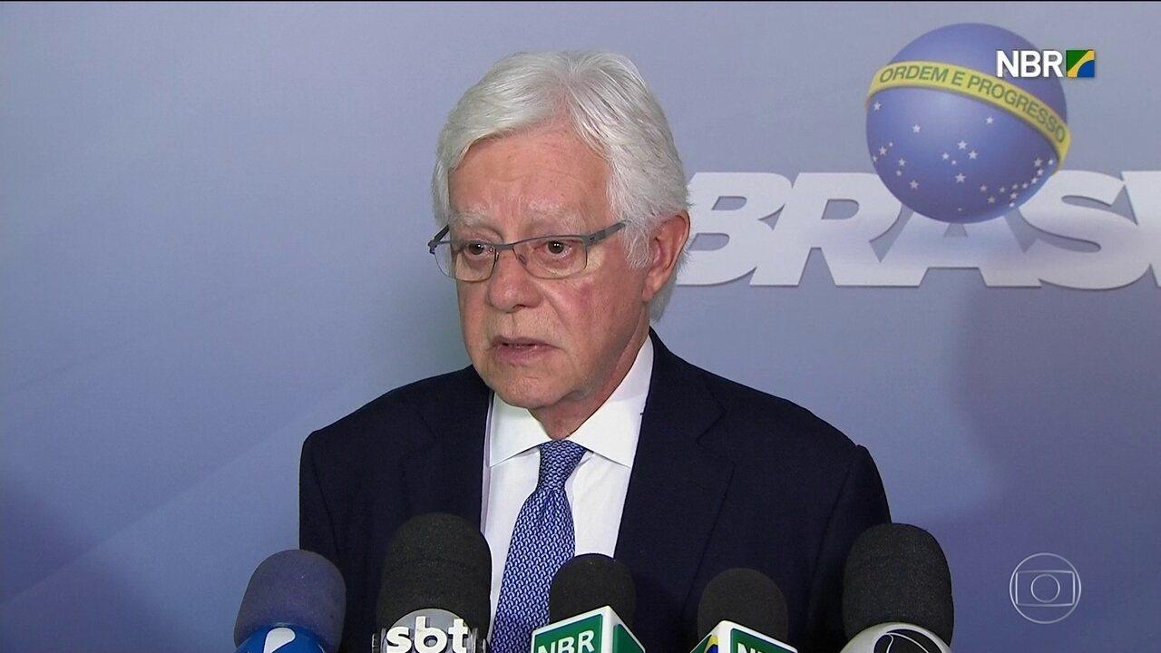 Moreira Franco nega que nomeação seja blindagem contra Lava Jato