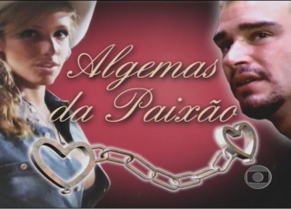 """O relacionamento de Thyrso e Manuela  no BBB2 ganhou até uma versão dramática chamada de """"Algemas da Paixão"""""""