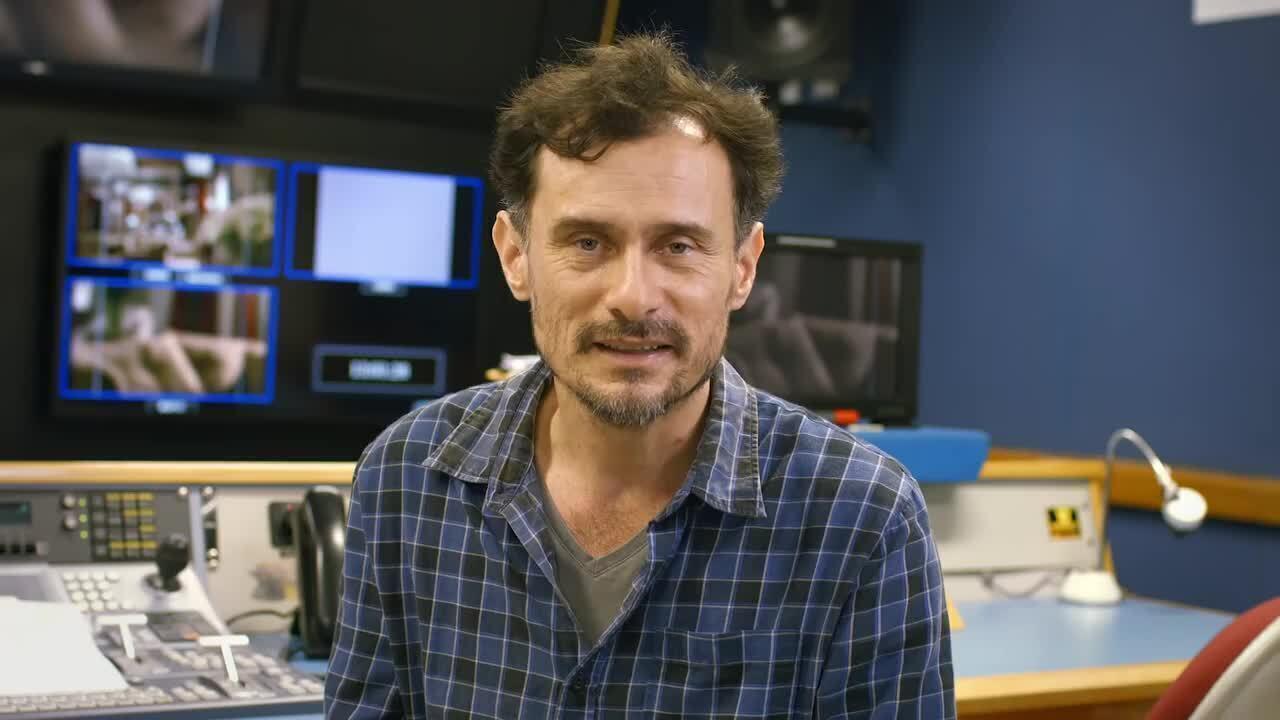 GloboLab: Enrique Diaz compartilha experiência profissional