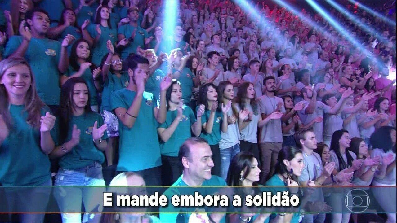 Rionegro e Solimões cantam 'Na sola da bota'