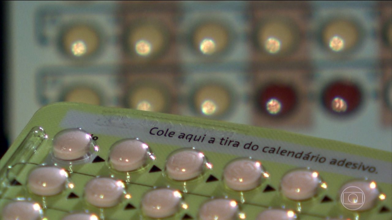 Alguns tipos de pílula anticoncepcional podem aumentar o risco de AVC