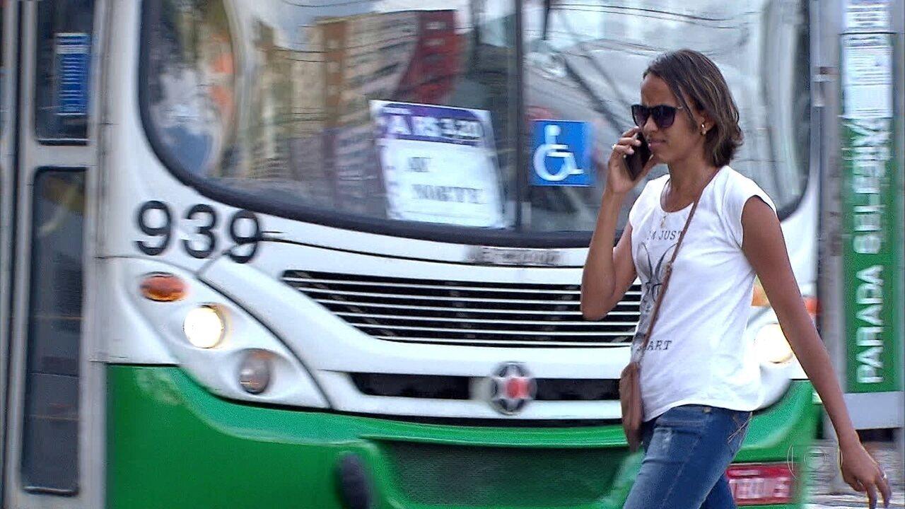 Em Pernambuco, 54 mil celulares foram roubados no ano passado