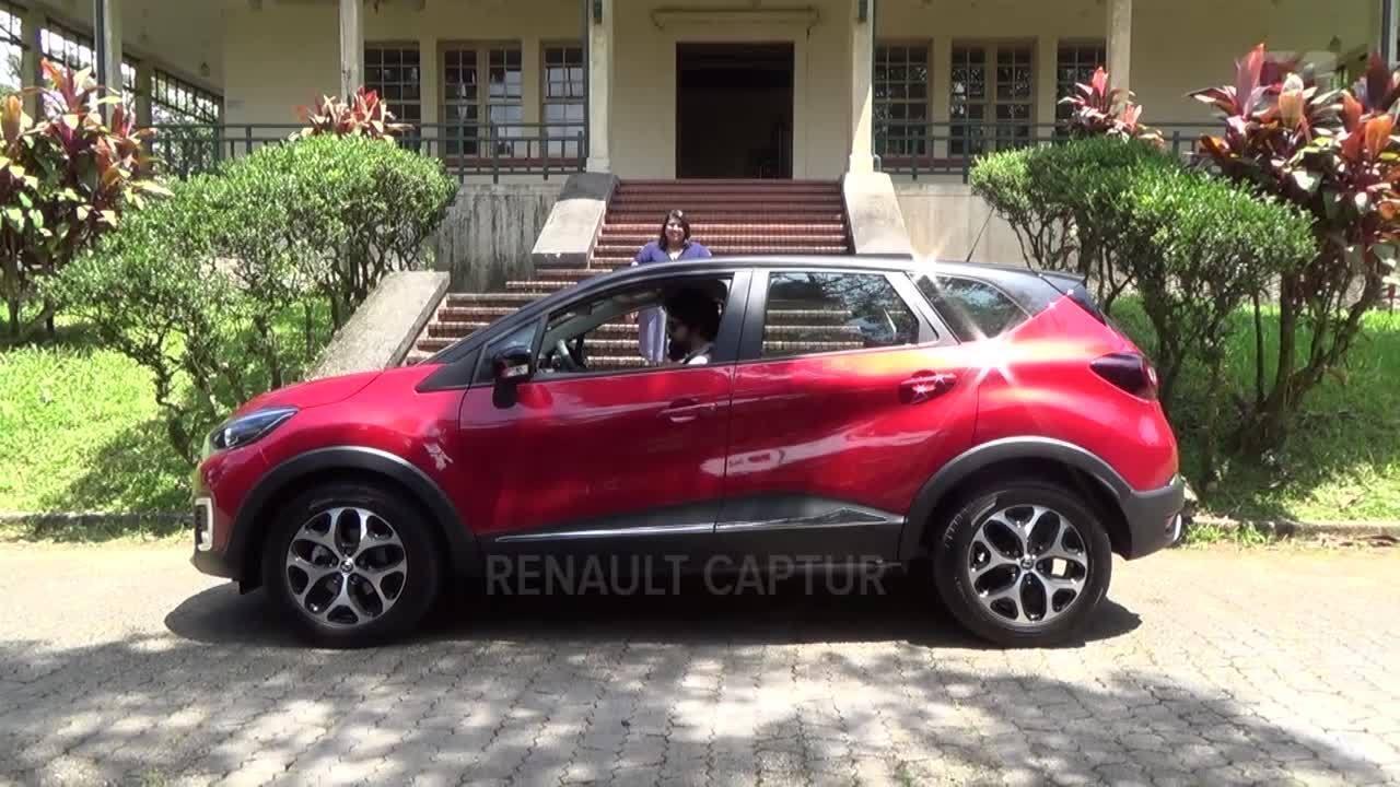 Renault Captur 2.0 quer se destacar pelo visual, mas usa mecânica atrasada