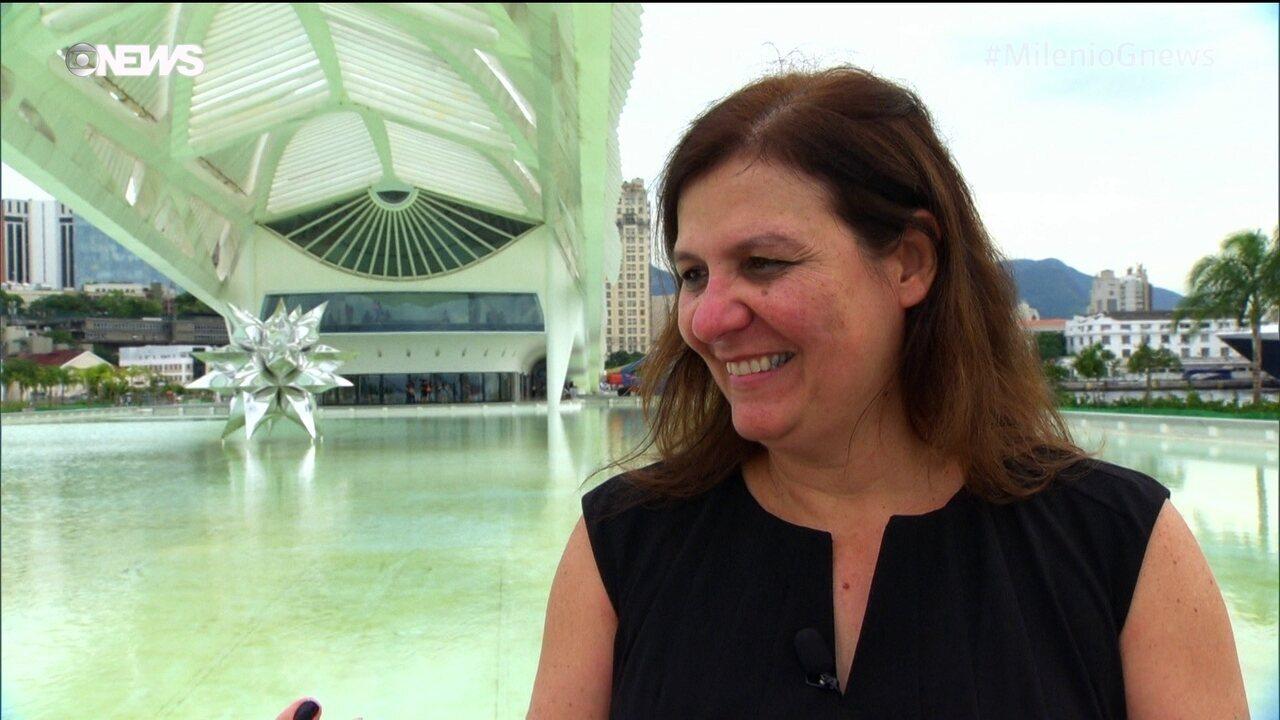 Milênio: A astrofísica brasileira Duilia de Mello e a parceria com a Nasa