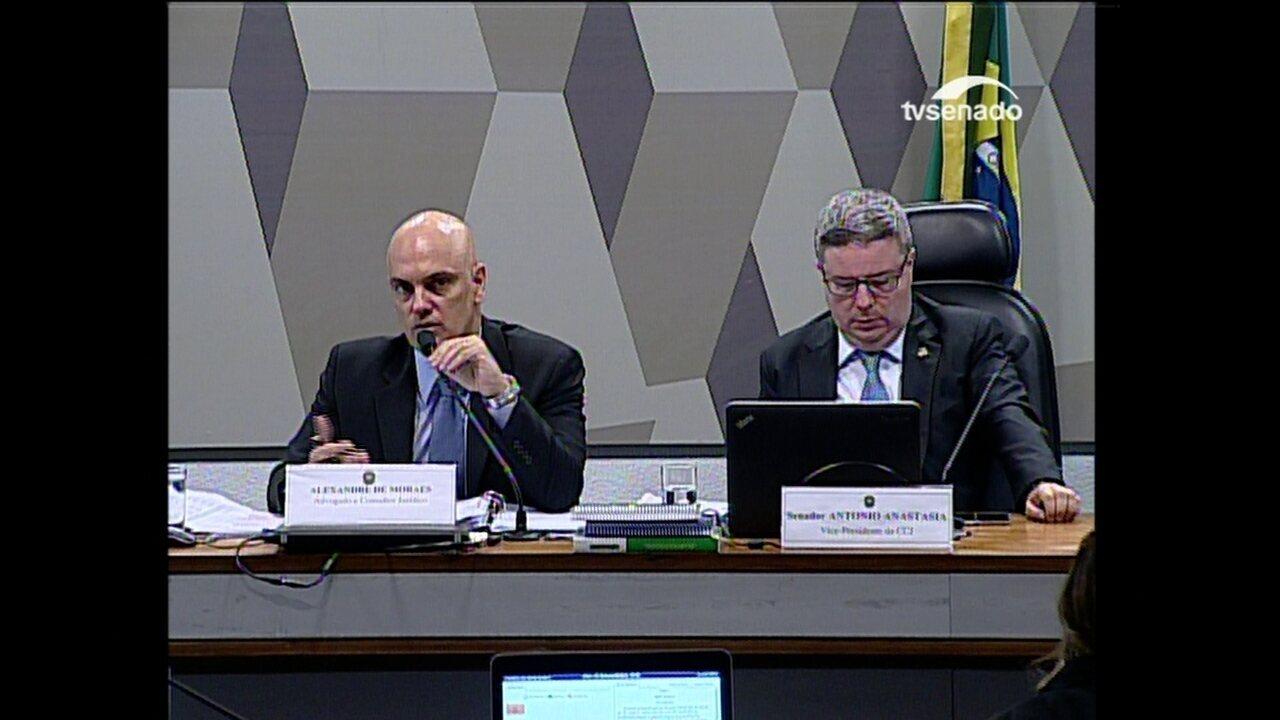 Alexandre de Moraes afirma que prisões após segunda instância não são inconstitucionais