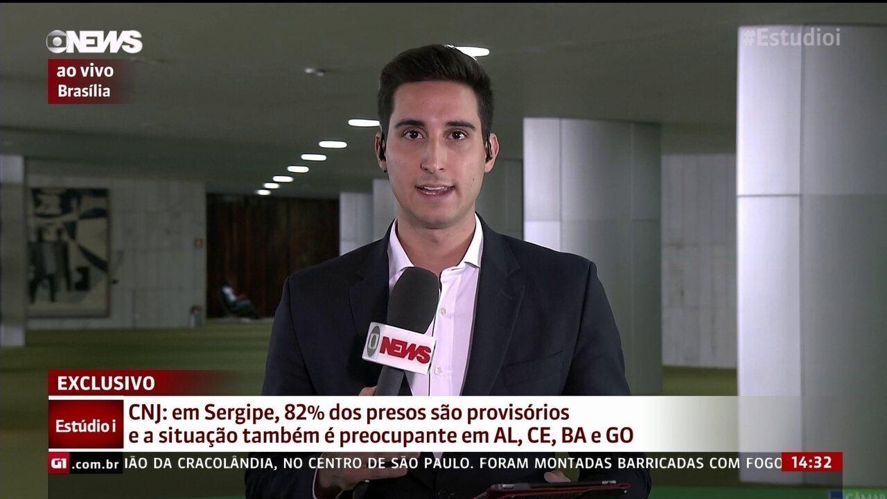 Exclusivo: GloboNews tem acesso a levantamento do sistema carcerário feito por TJs do país