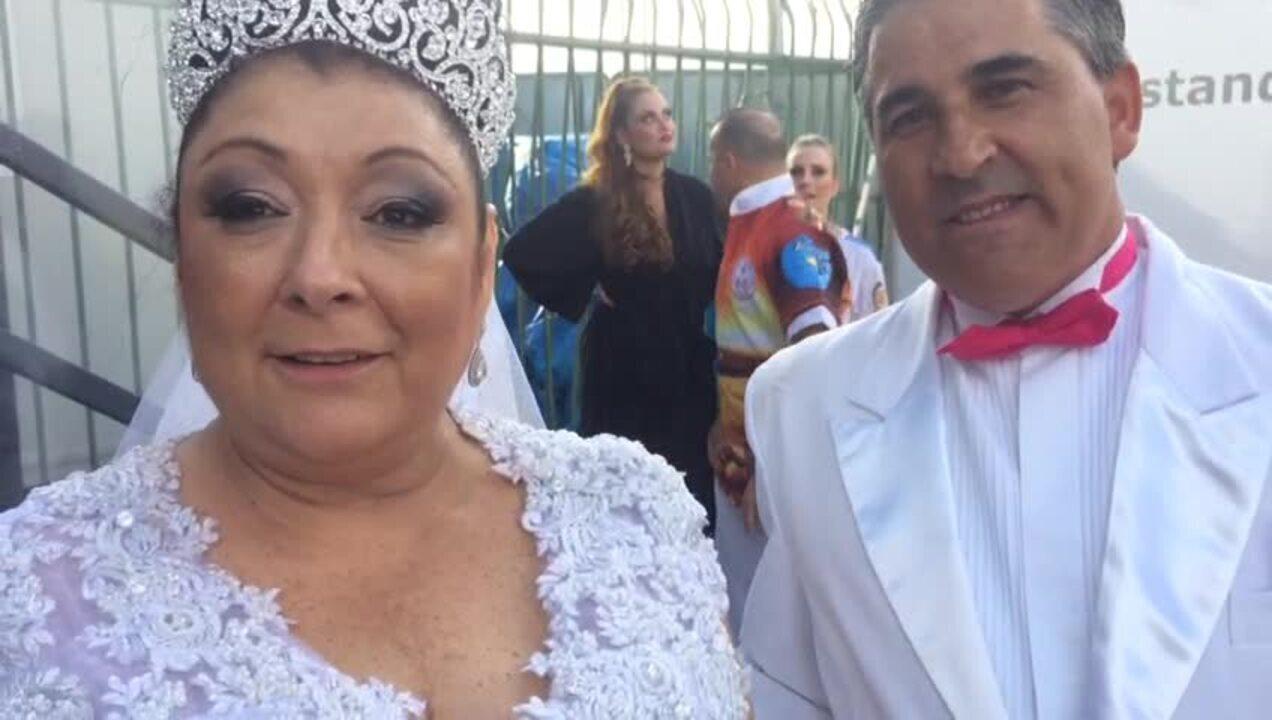 Presidente da Rosas de Ouro diz que lua de mel começa logo após o desfile