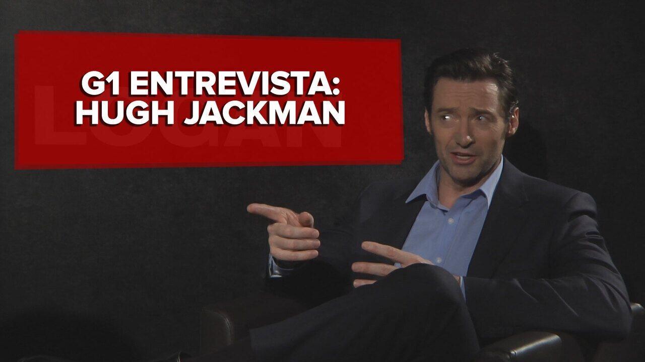 'Estava muito nervoso', diz Hugh Jackman sobre despedida de Wolverine em 'Logan'